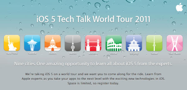 ios-5-tech-talk-world-tour-2011
