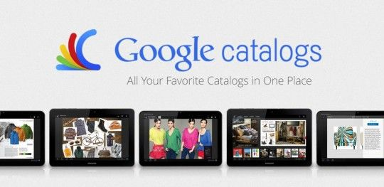 Google-Catalogs