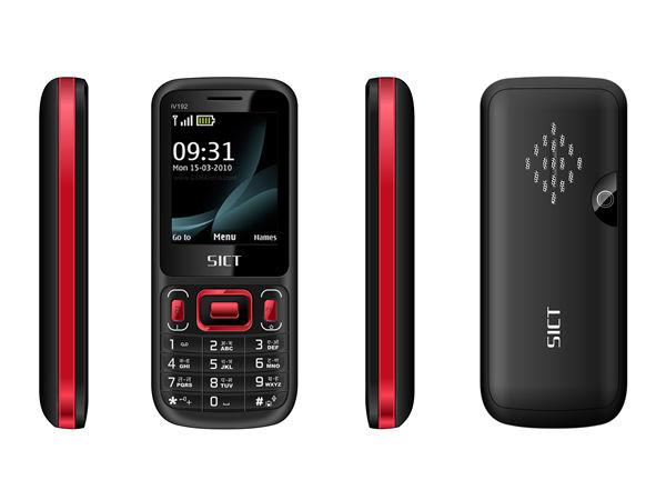 SICT Mobiles launches a dual SIM phone – Chota Ustad iV192
