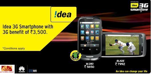 idea-3g-phones