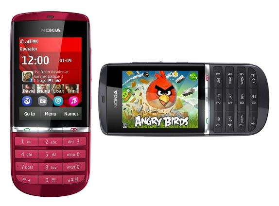 Pre-order a Nokia Asha 300 Phone in India for Rs 6835 | 91mobiles com
