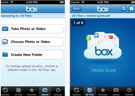 box-app-for-sony-ericsson