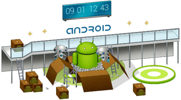 google-android-microsite