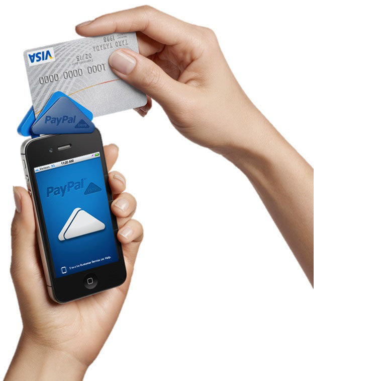 PayPal USA - PayPal's new mobile payment App and Card reader
