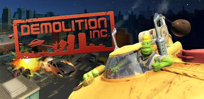 Demolition Inc Game