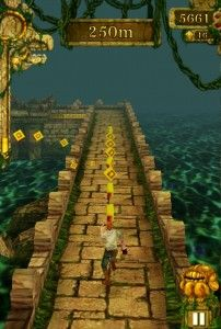 Graphics of Temple Run