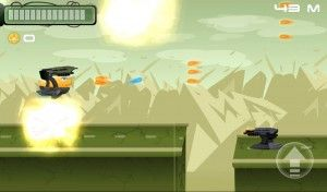 Alien Pig Game Graphics
