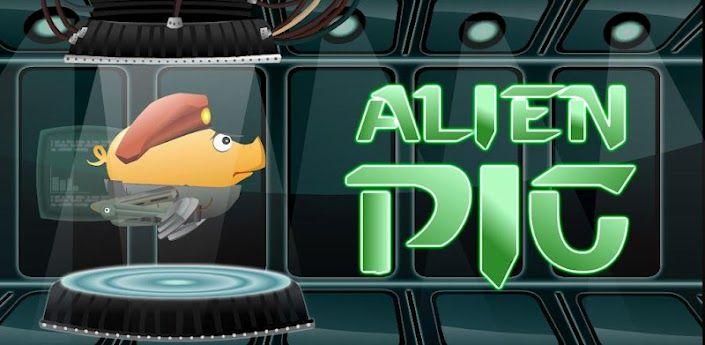 Alien Pig Game