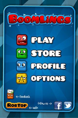 Boomlings iOS Game