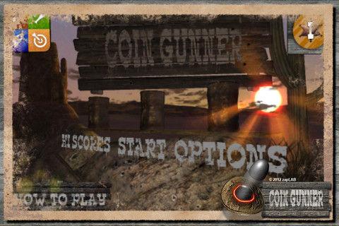 Coin Gunner for iOS