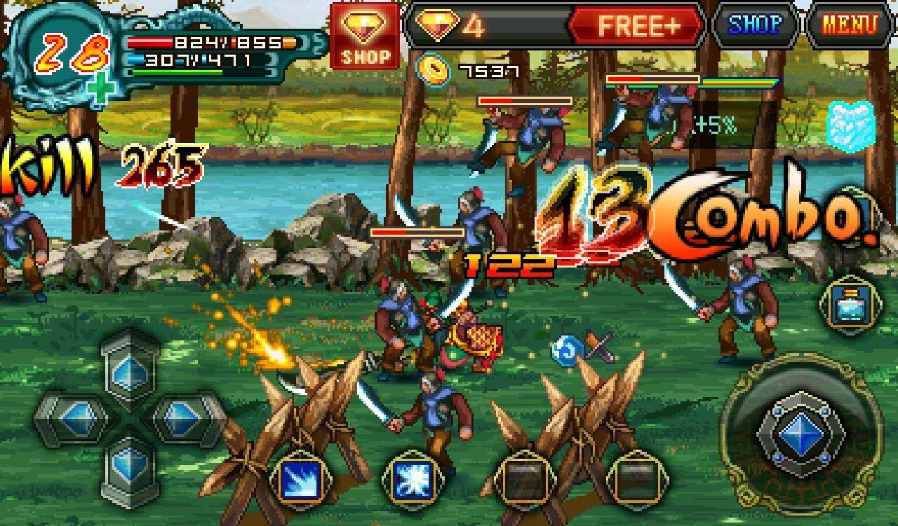 Conquer 3 Kingdoms Graphics