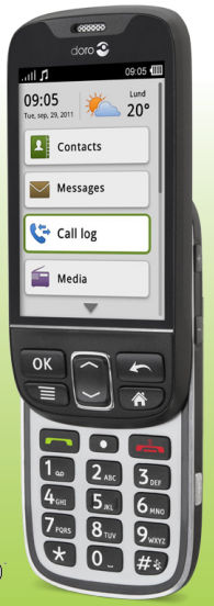 Doro-EasyPhone-740