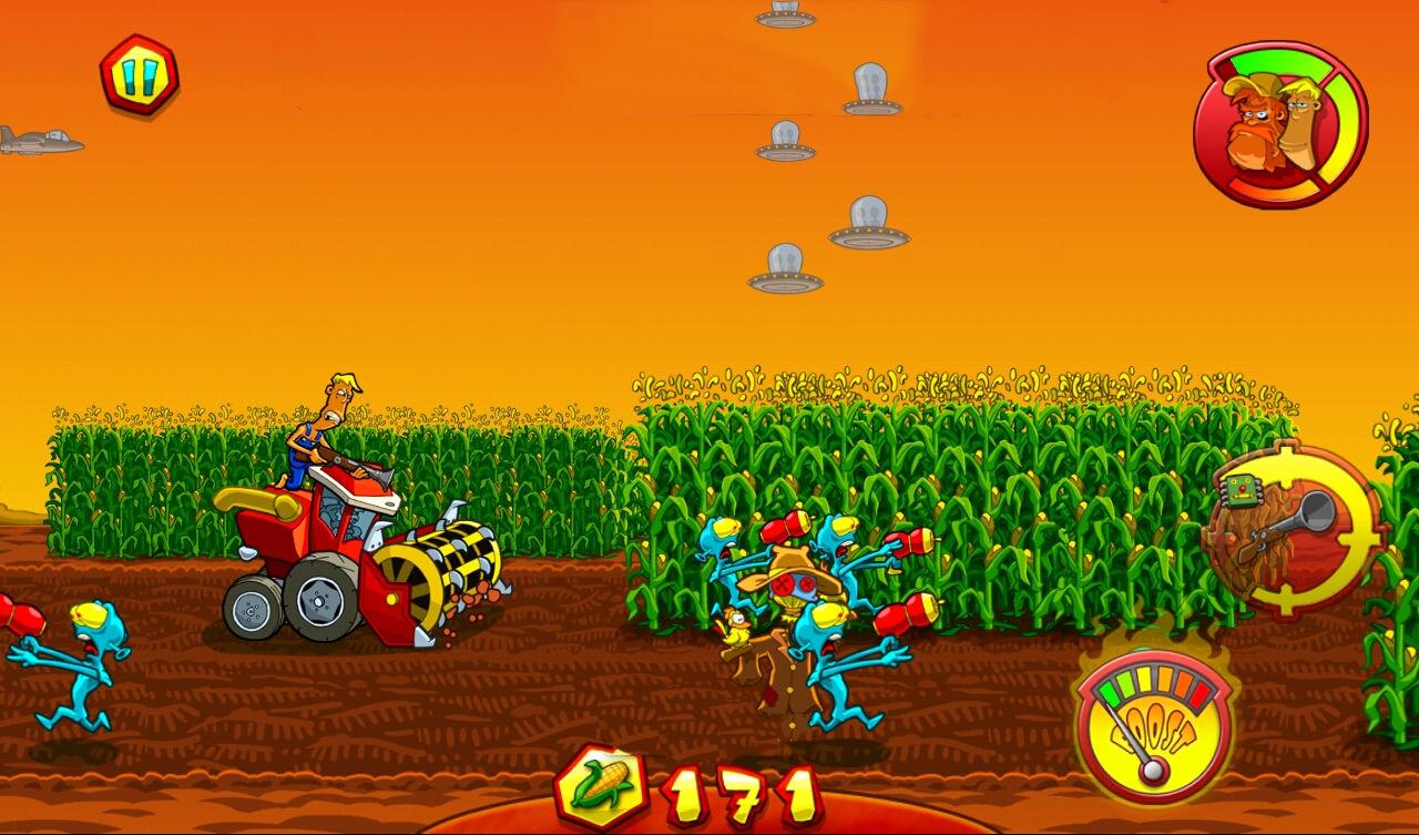 Farm Invasion USA Graphics