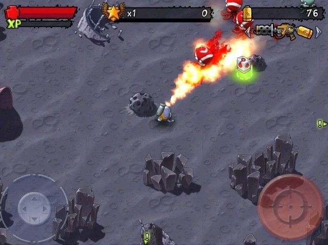 Monster Shooter Graphics