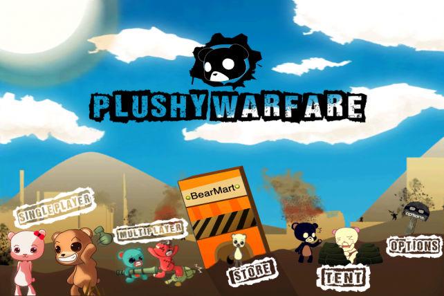 Plushy Warfare Game