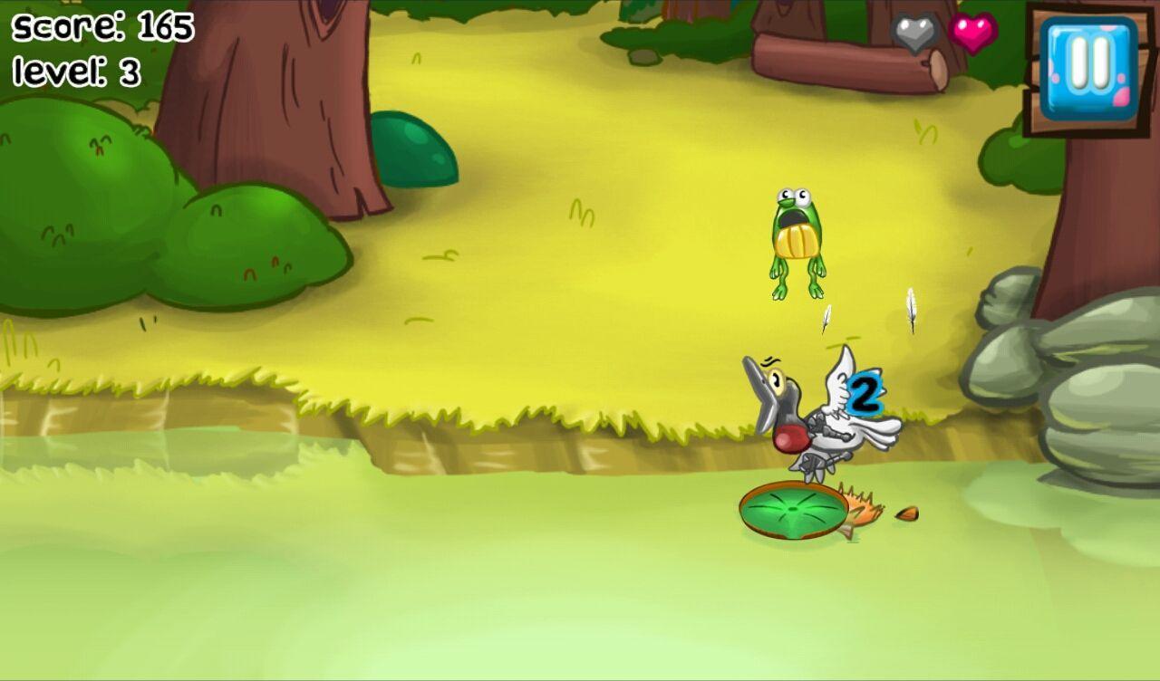 Swamp Adventure Graphics