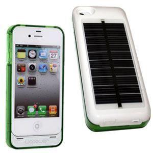 huge discount 815ee 35d89 Monster Watts Solar iPhone battery charger   91mobiles.com
