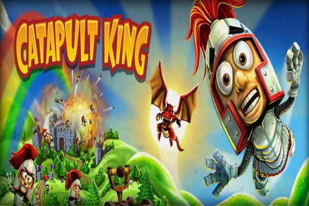 Catapult King Game