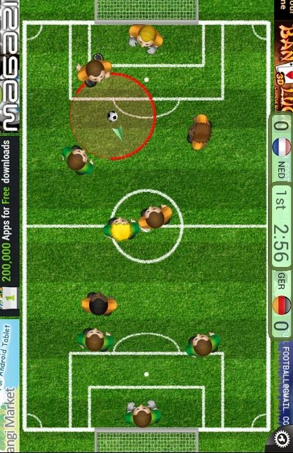 Fun Football Features