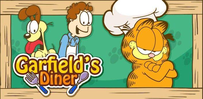 Garfield's Dinner Game