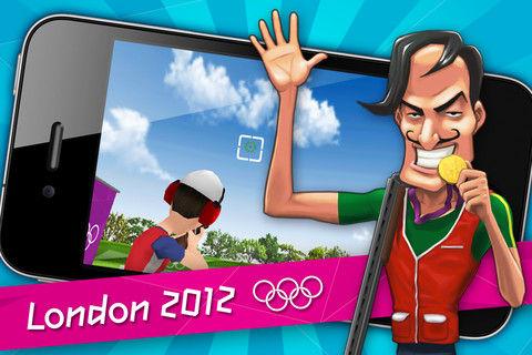 London 2012 iOS