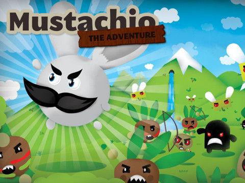 Mustachio Game