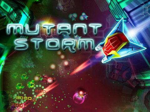 Mutant Storm iOS Game
