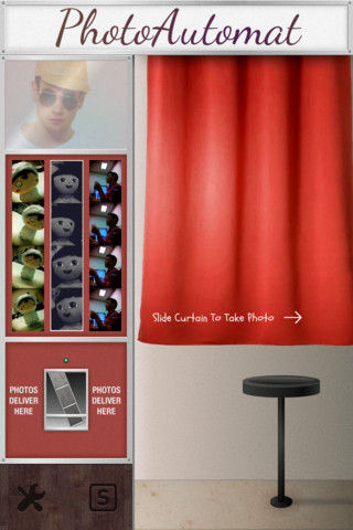 PhotoAutomat application