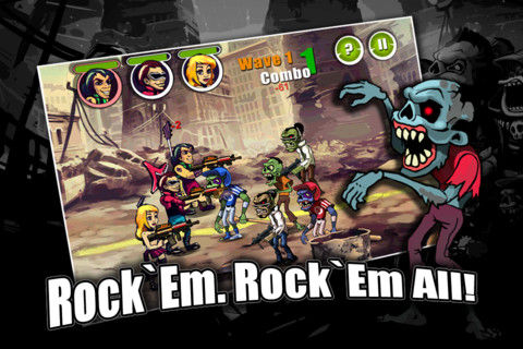 ROck All Zombies