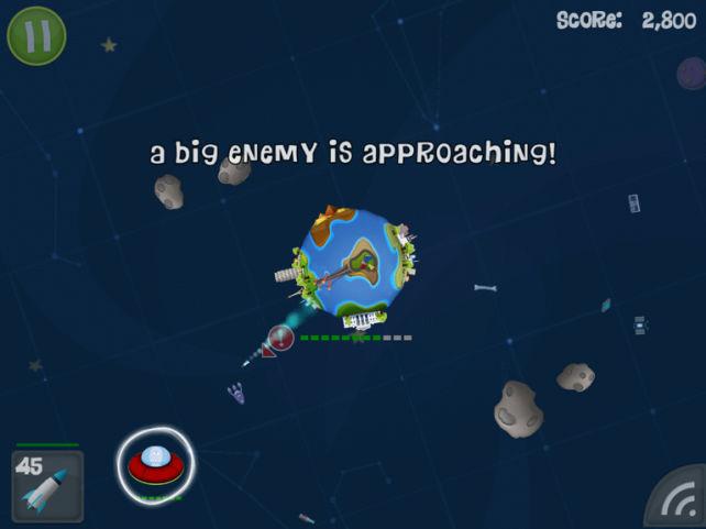 Smashing Planets Graphics
