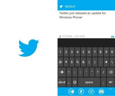 Twitter-WP-app