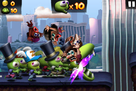 Zombie Carnaval game