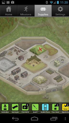 Zombie Run Base