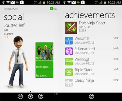 xbox-live-android