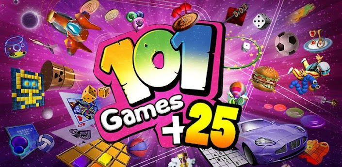 101 Games in 1 ANdroid