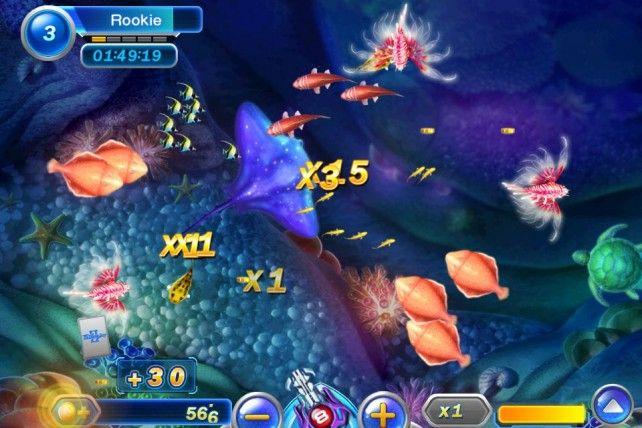 Fishing Joy II Graphics