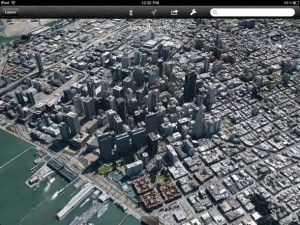 Google's neato 3D city view now comes to iOS