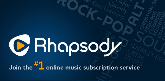 Rhapsody Application