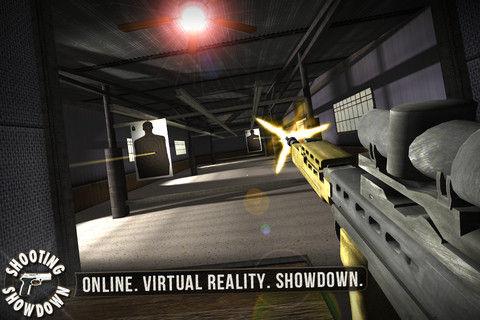 Shooting Showdown Graphics