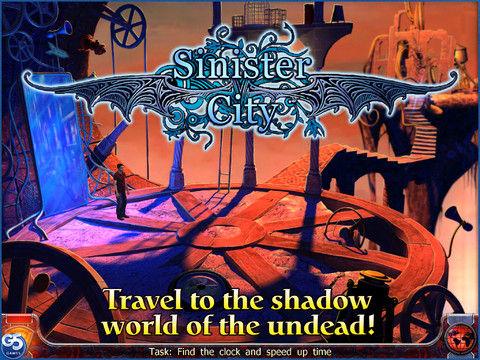 Sinister City Vampire Adventure