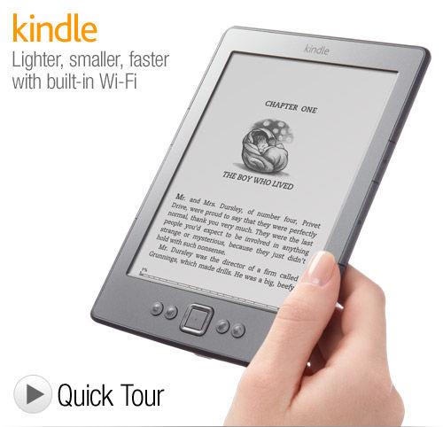 Amazon Kindle Reader