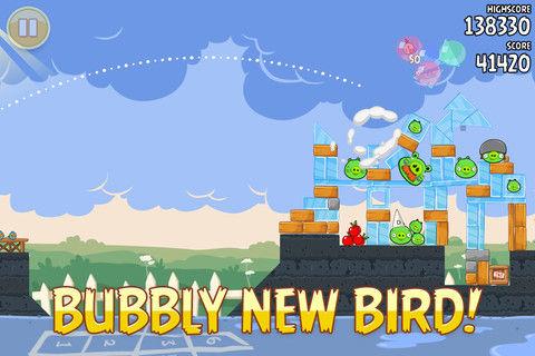Angry Birds Seasons New Bird