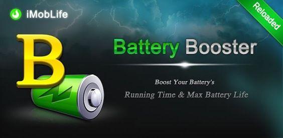 Battery Booster App