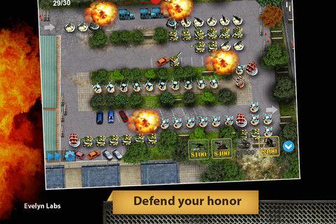 Battleground Defense 2 Graphics