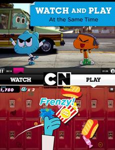 Cartoon Network iOS