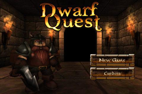 Dwarf Quest Game
