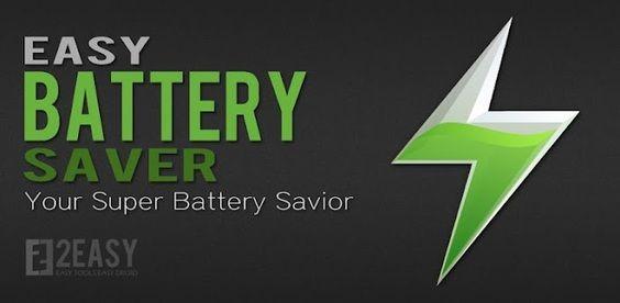Easy Battery Saver App