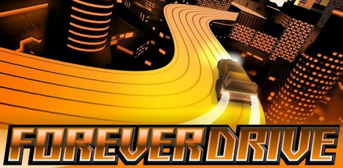 Forever Drive Game