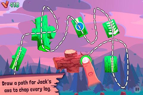 Jack Lumber Graphics