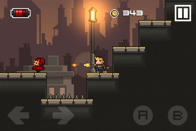 Random Heroes Game